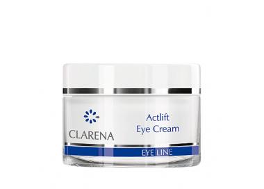 Clarena Eye Line aktywnie liftujący krem pod oczy