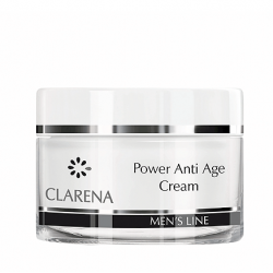 Clarena Men`s Power Anti-Age Cream