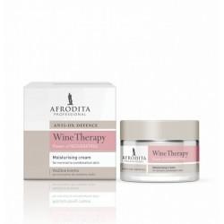 Afrodida Wine Therapy Moisturizing Wine Cream
