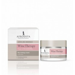 Afrodita Wine Therapy Nourishing Wine Cream