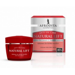 Afrodita Natural Lift For Dry Skin Cream