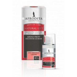 Afrodita Natural Lift 24h Anti-Wrinkle Eye Cream
