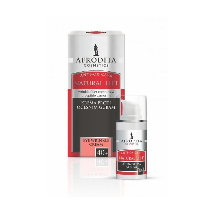 Afrodita Natural Lift  Anti-Wrinkle Eye Cream