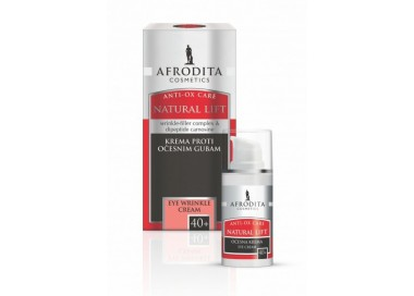 Afrodita Natural Lift  Anti-Wrinkle Eye Cream