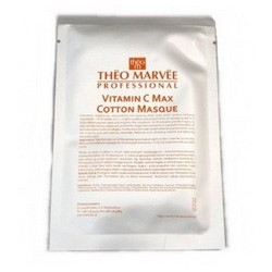 Theo Marvee Cotton Masque Vitamin C Max