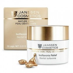 Janssen Mature Skin Isoflavonia Relief