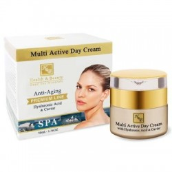 Health&Beauty Premium Line Anti-Aging Multi Active Day Cream