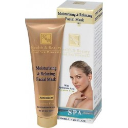 Health&Beauty Purifying Mud Mask With Aloe Vera
