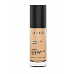 Skeyndor Make Up Vitamin C Brightening Matte Foundation