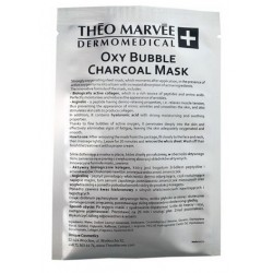 Theo Marvee Oxy Bubble Charcoal Mask