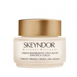 Skeyndor Natural Defence Throat Firming Cream with Calcium