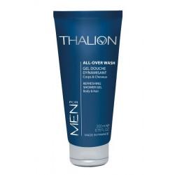 Thalion Men Refreshing Shower Gel Body / Hair
