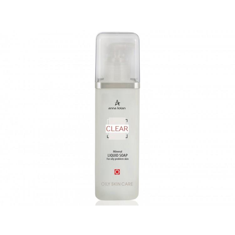 Anna Lotan Clear Mineral Liquid Soap