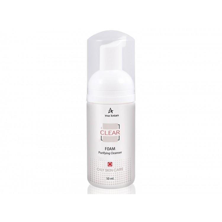 Anna Lotan Clear Foam Foam Purifying Cleanser