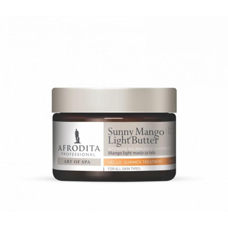 Afrodita Art of SPA Sunny Mango Light Butter