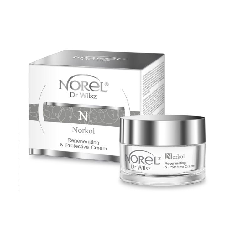 Norel Skin Care Krem regenerujący, tłusty, ochronny
