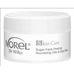 Norel Skin Care Peeling cukrowy do twarzy