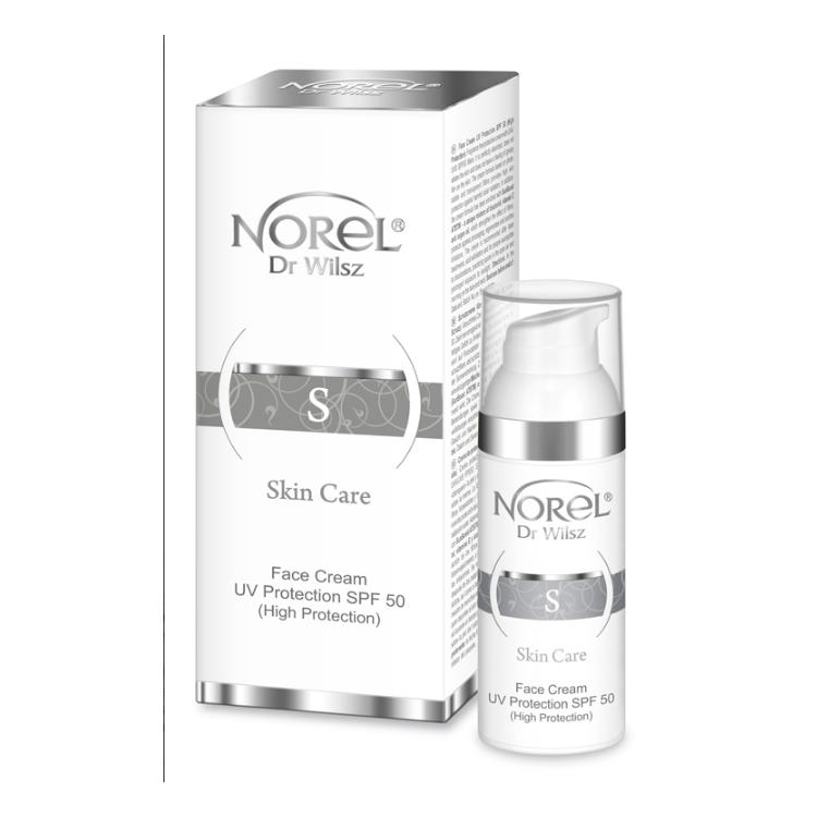 Norel Skin Care Krem ochronny do twarzy SPF 50