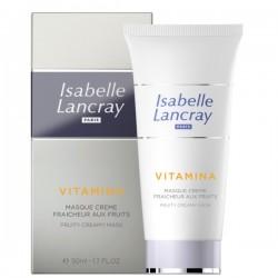 Isabelle Lancray Vitamina Masque Creme Fraicheur Aux Fruits