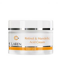 Clarena Acid Retinol & Mandelic Acid Cream