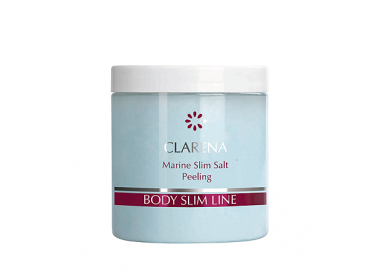 Clarena Body Slim wyszczuplający peeling morski
