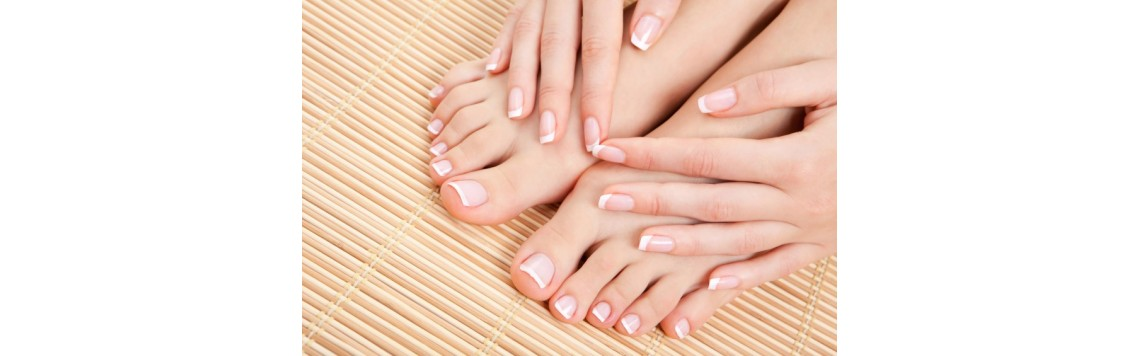 hand and feet