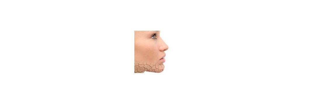 skóra sucha